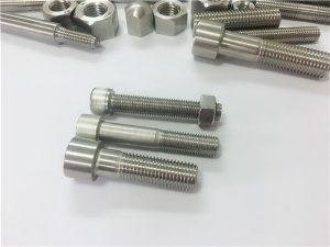 A2-70A4-80 allen anahtar vida bağlantı elemanı