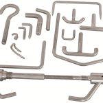 çin tedarikçisi sıcak satış ss304 kol çapa / paslanmaz çelik ankraj
