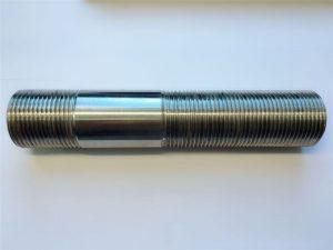 Yüksek kaliteli A453 gr660 saplama cıvata A286 alaşım