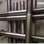 inconel 625 dişli çubuk / yuvarlak çubuk