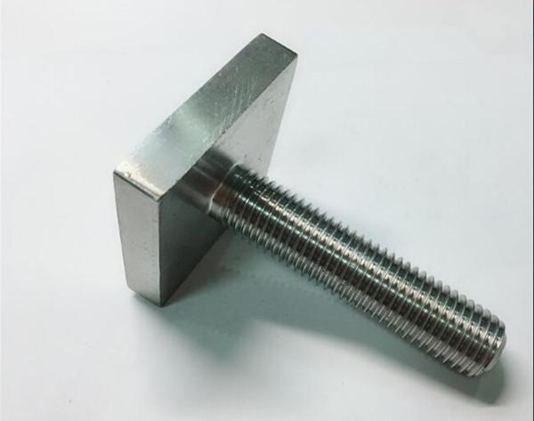 nikel cooper monel400 kare cıvata bağlantı elemanı olmayan n04400