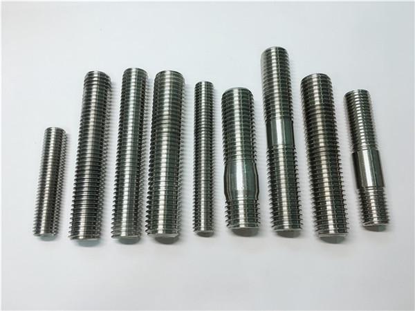 alloy718 / 2.4668 dişli çubuk, saplama cıvataları raptiye din975 / din976