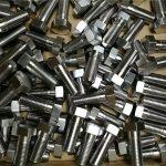 Özel raptiye 316 paslanmaz çelik din931 altıgen cıvata ile iyi fiyat