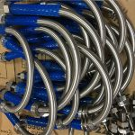 düşük fiyat paslanmaz çelik boru u cıvata a2, a4