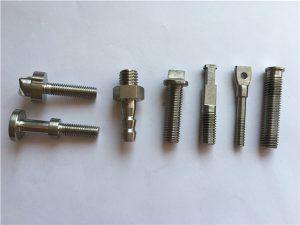 No.40-Titanyum Altın CNC Makine Bisiklet Cıvatası