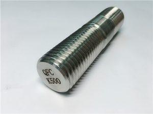 No.62-Monel K500 dişli çubuk