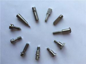 65-Titanyum bağlantı elemanları şaft cıvata, Titanyum Bisiklet Motosiklet Cıvata, Titanyum Alaşımlı Parçalar