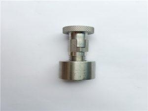 No.95-SS304, 316L, 317L SS410 Yuvarlak somunlu taşıma cıvatası, standart olmayan bağlantı elemanları