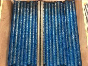 S32760 Paslanmaz çelik bağlantı elemanı (Zeron100, EN1.4501) tamamen dişli çubuk1