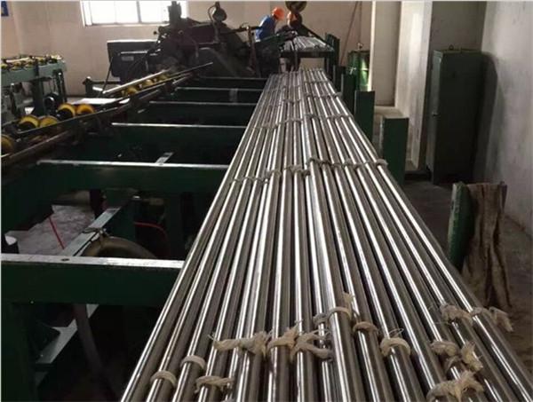 süper dubleks s32760 (a182 f55) paslanmaz çelik yuvarlak çubuk