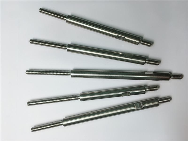 Cnc hassas işleme paslanmaz çelik dişli bağlantı elemanları