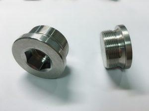 ss anahtar halkası ile ısmarlama paslanmaz çelik halka cıvata