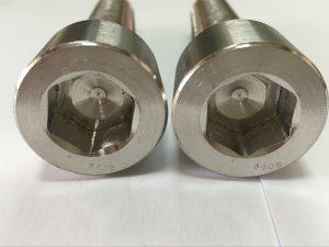 bağlantı elemanları üreticileri DIN 6912 titanyum altıgen soket başlı cıvata