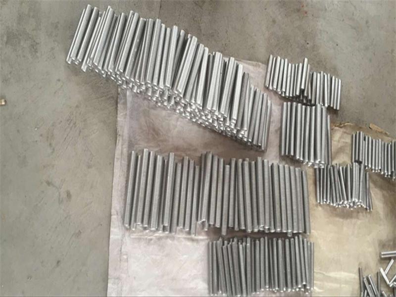 Inconel 718 625 600 601 musluk altıgen damızlık cıvata ve somun raptiye M6 M120
