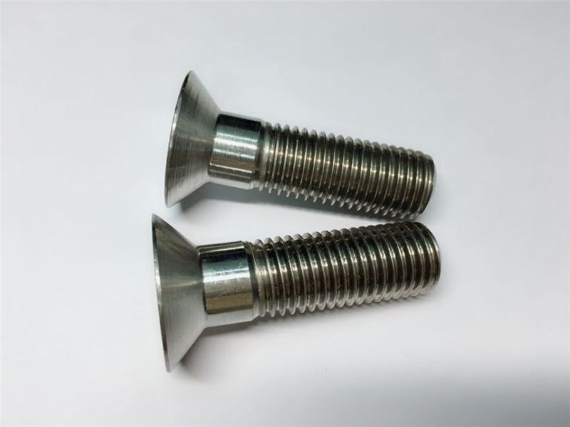 paslanmaz çelik torx yassı başlı vidalar / M5 torx vidalar
